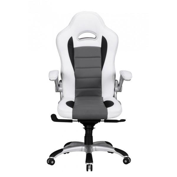 XCKO gamer stol hvid