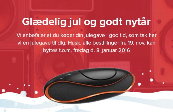 Glædelig jul fra Dansk Kontorstole Forsyning