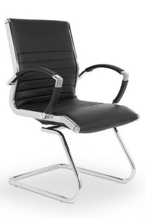 Milano kontorstol uden hjul
