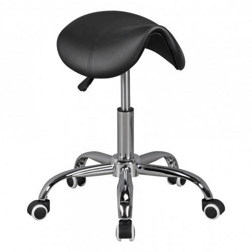 Ergo Seat saddel taburet i sort - 100% ergonomisk