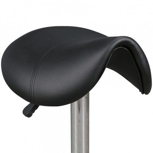 100% ergonomisk Ergo Seat sadel taburet i sort