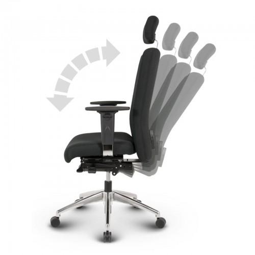 Ergo-Tech 300 kontorstol armlæn